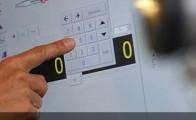 Alpha 355 Touch Screen